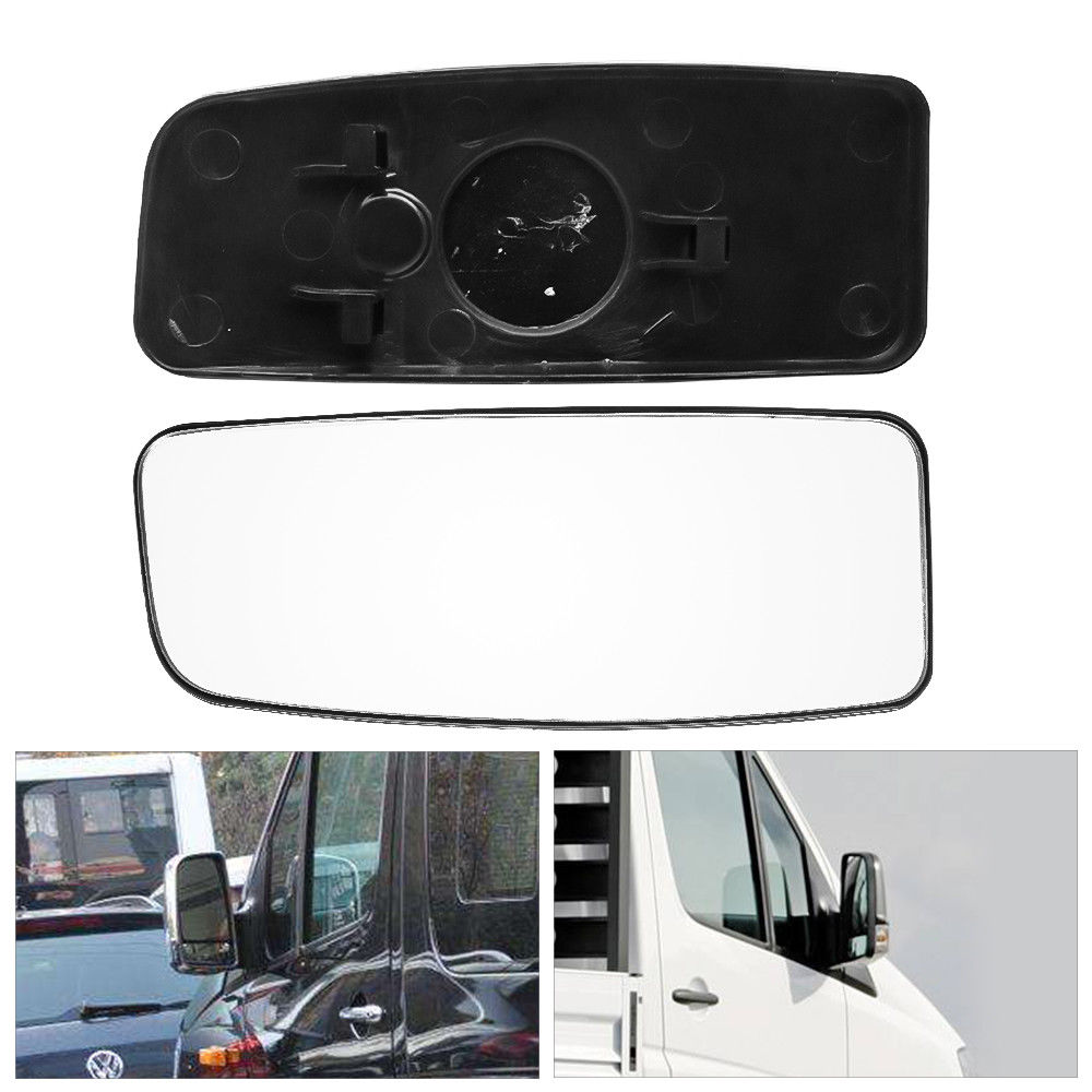 For Mercedes Sprinter 2006-2016 Right Driver side wing mirror glass plate