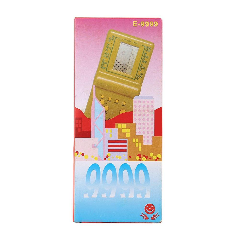 Kids Electronic Brick Game Handheld Game Machine LCD Educational Toys  Wholesale