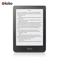 Kobo Clara HD Ereader, 6'', E Ink Carta, 8 GB, MicroUSB Negro