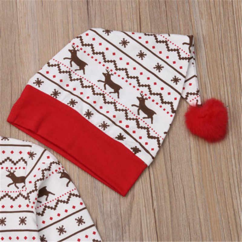 CANIS/Детские комбинезоны с длинными рукавами; Зимний Рождественский комбинезон для новорожденных девочек и мальчиков; комбинезон с шапочкой; комплект одежды; Bebe Rompers