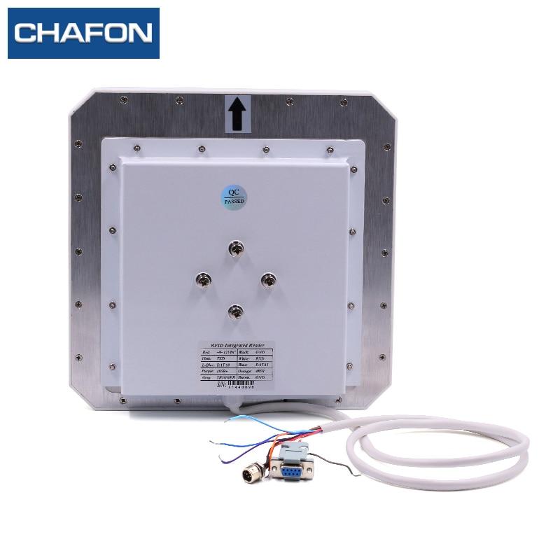 CHAFON 10m UHF дальний rs485 RFID-считыватель - Безопасность и защита - Фотография 2