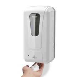 Automatico Schiuma di Sapone Dispenser A Parete Sensore A Infrarossi Touchless Dispenser di Sapone Per Il Bagno Cucina Disinfettante per le mani 1000 ml