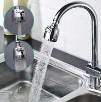 360 grad Drehbare Belüfter Wasser Saving Tap Belüfter Für Küche Wasserhahn Belüfter Wasserhahn Düse Filter Adapter Bubbler Für Hause