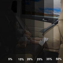 1mx50cmVLT черный авто для дома, для окон и стекла Тонировочная пленка рулонный скребок автомобильные аксессуары темно-черная Тонировочная пленка для окна автомобиля стекло