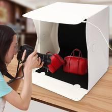 Mini Des Lumière À Kit Photo Studio Portable Lots Achetez Led Boîte N0wm8n