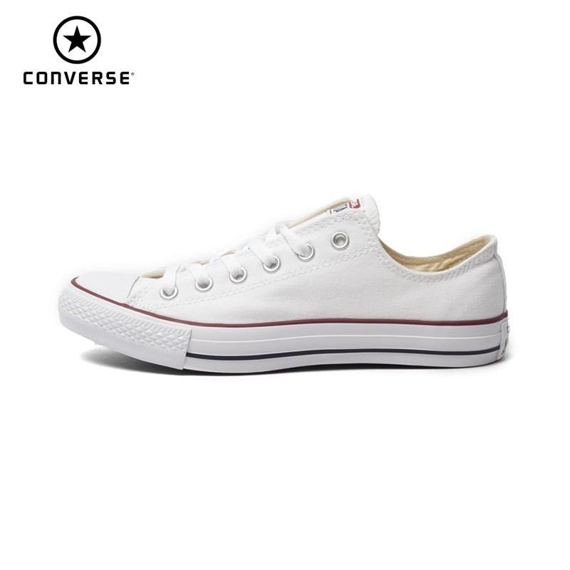 Converse chaussures pour skateboard Chuck Taylor baskets pour femme Homme Tous Les chaussures vedettes D'origine #101007