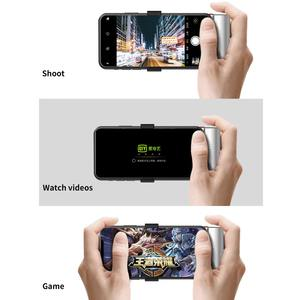 Image 3 - Brand New Portable 5000mAh Type C Battery Pack Mini Power Bank with Bluetooth Connect to Shoot Function Phone Charging Powerbank