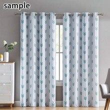 Blackout Curtains Darkening 2 Panels Grommet Window Curtain for Bedroom Pink spot Beautiful Woman Girl