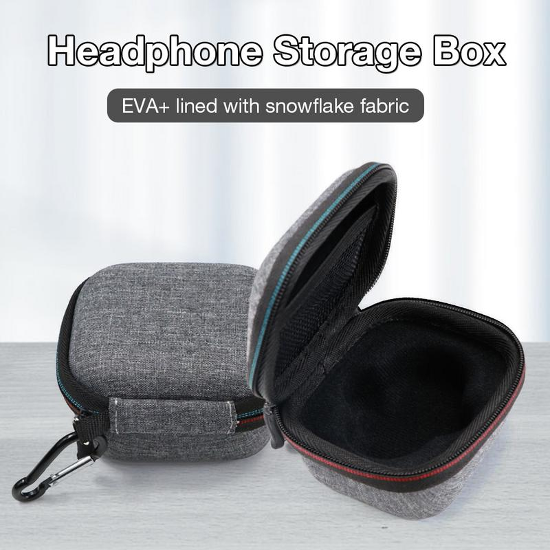 Travel Potable Earphone Bag For Samsung Galaxy Buds Bluetooth Headset Case Protective Carrying Storage Bag