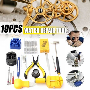 19Pcs Watch Repair Tool Set