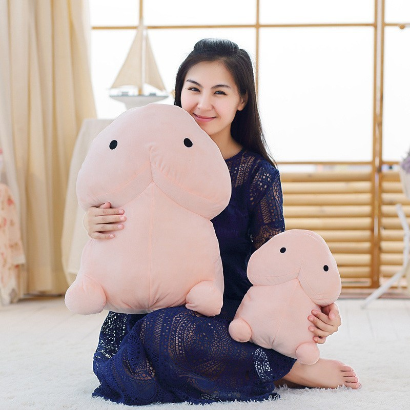 10/20/30/50cm Funny Penis Plush Toy Doll Simulation Penis Pillow toy Soft Stuffed doll Cute Sexy Kawaii Toy Gift For Girlfriend
