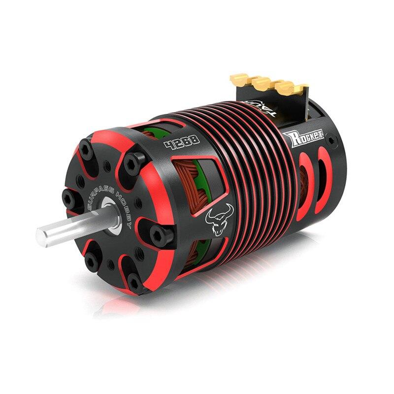 Surpass Hobby 4268 Sensor RC Car Motor For 1/8 Scale Brushless On Road CarSurpass Hobby 4268 Sensor RC Car Motor For 1/8 Scale Brushless On Road Car