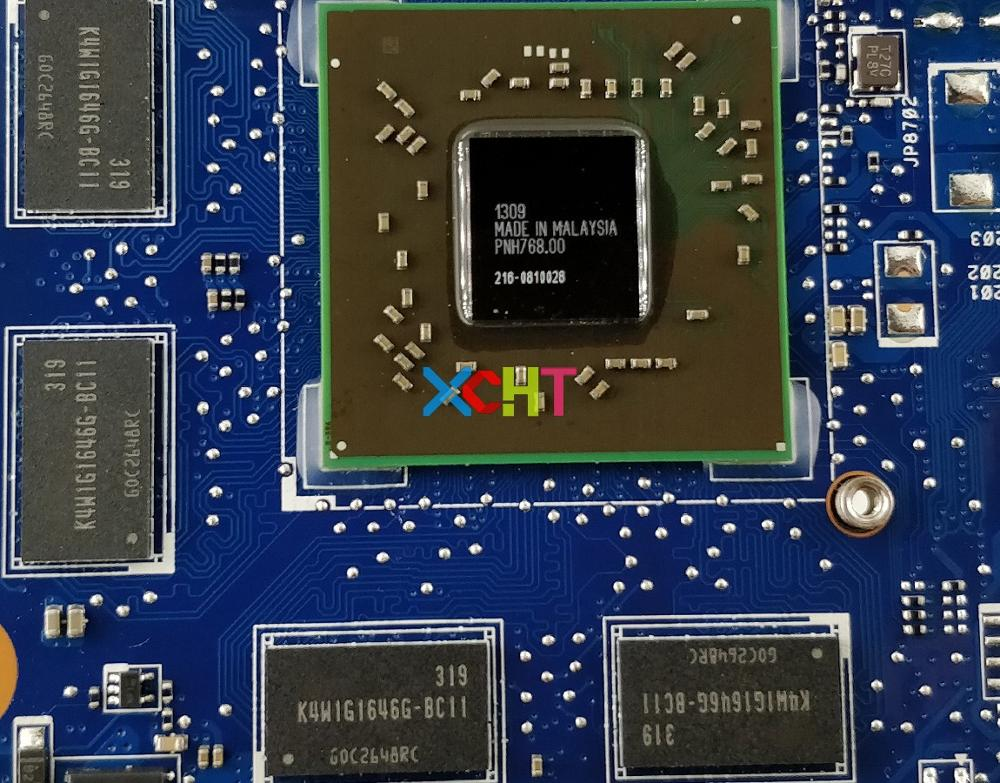 Image 4 - for Toshiba Satellite L870 C870 L870D C870D H000043590 w 216 0810028 1G Vram Laptop Motherboard Mainboard Tested-in Laptop Motherboard from Computer & Office