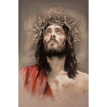 Christian Wall Art Portrait of Jesus Christ