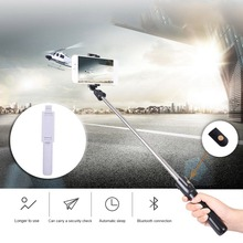 CASEIER Universal Bluetooth Selfie Stick For iPhone XS Tripod Handheld Monopod Remote Extendable Selfie Stick For Redmi note 7