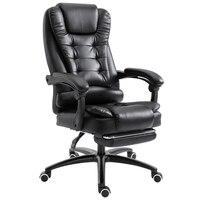 Компьютер бытовой работы Роскошная офисная мебель массаж игровой Эргономичный игровой стул Синтетическая кожа Лифт поворотный подставка