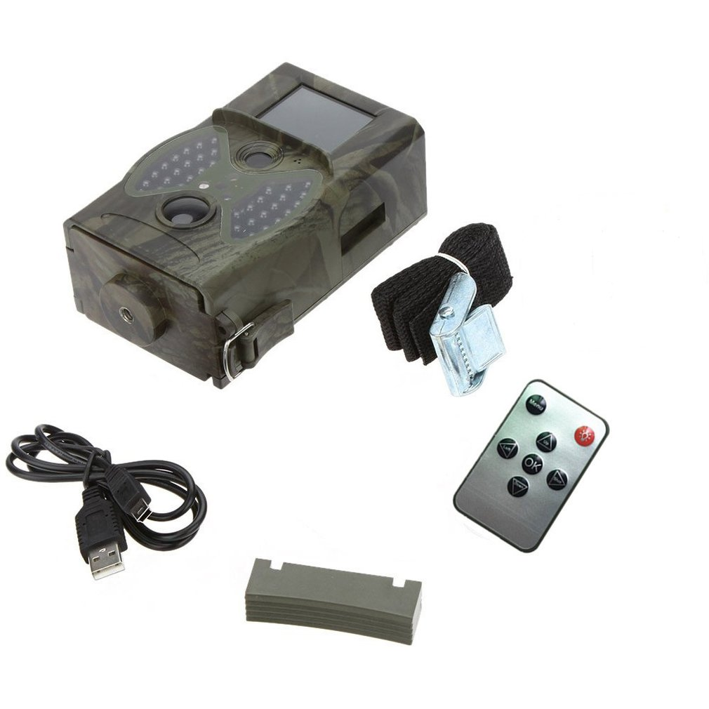 HC-300A Hunting Camera Scouting HD 1080P Digital Infrared Trail Camera Day Night Vision Outdoor Hunting Trail CamHC-300A Hunting Camera Scouting HD 1080P Digital Infrared Trail Camera Day Night Vision Outdoor Hunting Trail Cam