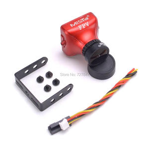 Image 5 - アップグレード Hd Mista 800TVL CCD 2.1 ミリメートル広角 HD 1080P 16:9 OSD FPV カメラ PAL/NTSC 切替 rc Quadcopter モデルドローン