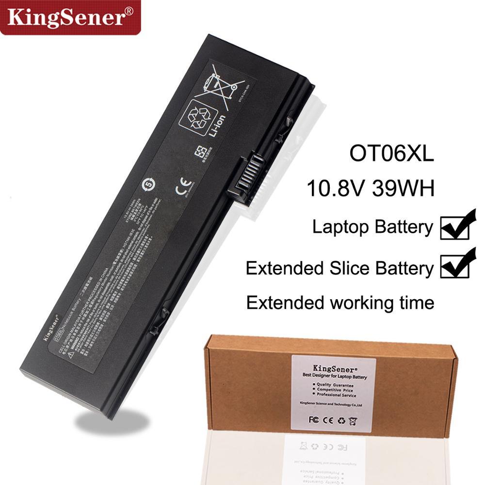 Kingsener OT06XL OT06 Laptop Battery For HP Elitebook 2710p 2730p 2740p 2760p 2740w HSTNN-IB3E HSTNN-CB45 HSTNN-W26C HSTNN-W82C