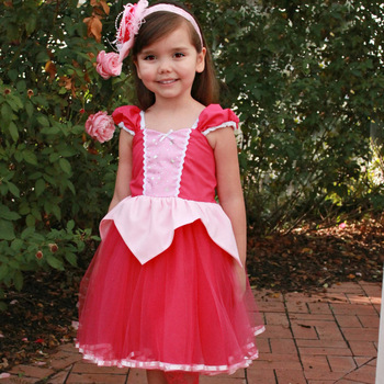Fancy Kids Dresses Aurora Little Princess Party Costume Toddler Infant Dresses Baby Pregnant Clothes Birthday Girls Photo Shoot photo shoot