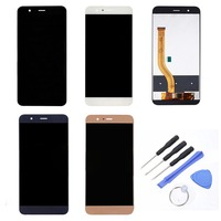 LCD Display Touch Screen Digitizer Replacement + Tools for Huawei Honor 8 Pro Digitizer Full Assembly Lcd Replacement Glass