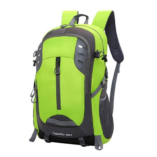 19b0407b6ce0 US $14.32 28% OFF|Aliexpress.com : Buy New 40L Outdoor Mountaineering Bags  Water Repellent Nylon Shoulder Bag Men And Women Travel Hiking Camping ...