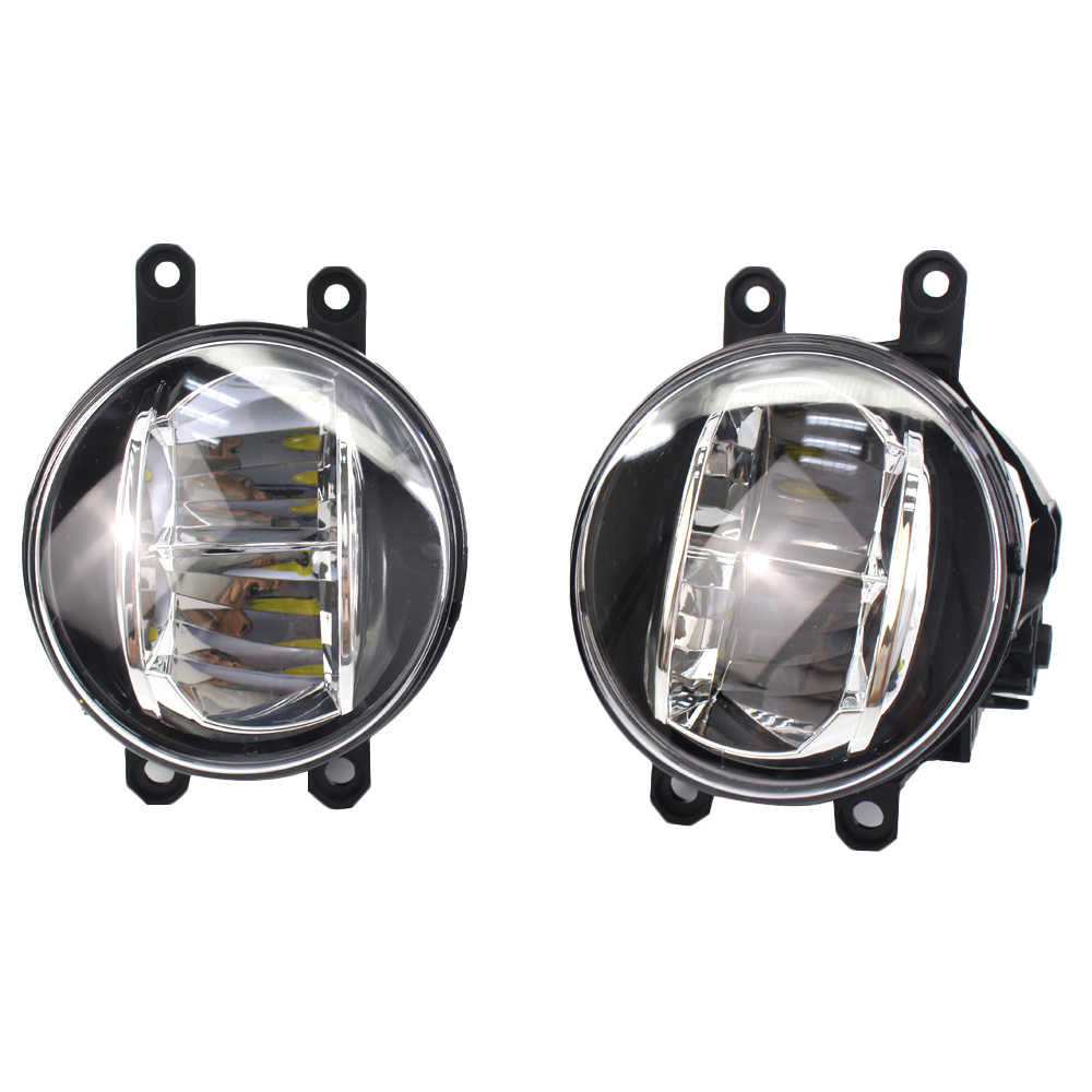 DHBH-Automotive led fog lamp Front fog lamp Direct replacement for: 2013-2018 Toyota Corolla Camry Lexus RX350 ES350 ct200h LX
