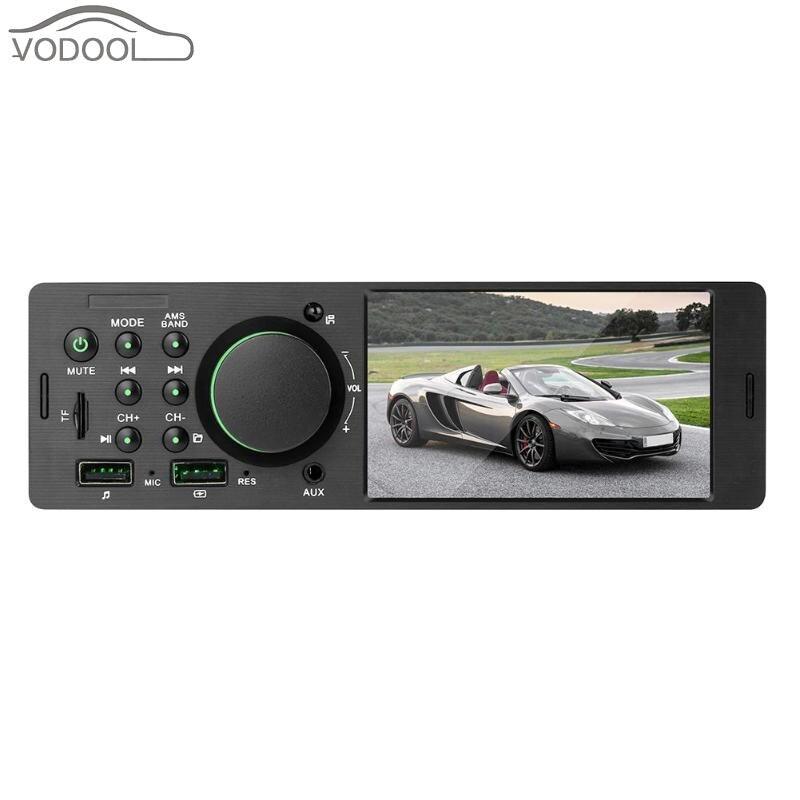 Car Radio 4 1in TFT 1 Din Car Stereo MP5 Player FM Radio BT4 0 USB