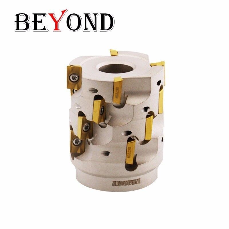 Placa de controle numérico da máquina de trituração do milho cortador cortador vertical cabeça Toolholder 50 63 80 100 side fresa inserir APMT16