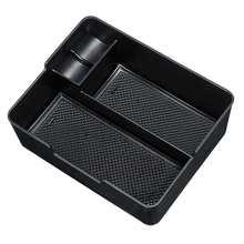 Центр консольный лоток коробка для хранения с монетой и солнцезащитным держателем для Tesla модель 3 левая вождения автомобиля подлокотник коробка для хранения