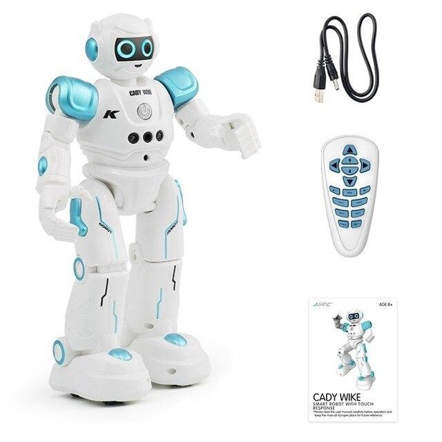 JJRC R11 RC Robot Intelligent Programmable Walking Dancing Combat Defender RC Robot Spare Parts Toy Gift for Children Kids Toys 4