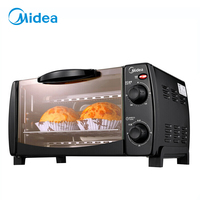 Toaster Oven Pizza Oven Kebab Oven Home Mini Oven 10 Liter Household Capacity Double layer Baking