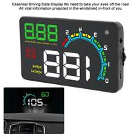 Automobile HUD Head Up Display Windshield Screen Projector car display hud display car Universal 4