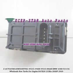 Turbo aktuator elektryczny 6NW010099-02 6NW01009902 49335-19400 49335-00600 49335-00644 11658519476 dla BMW 420D F33 F36 N47D20