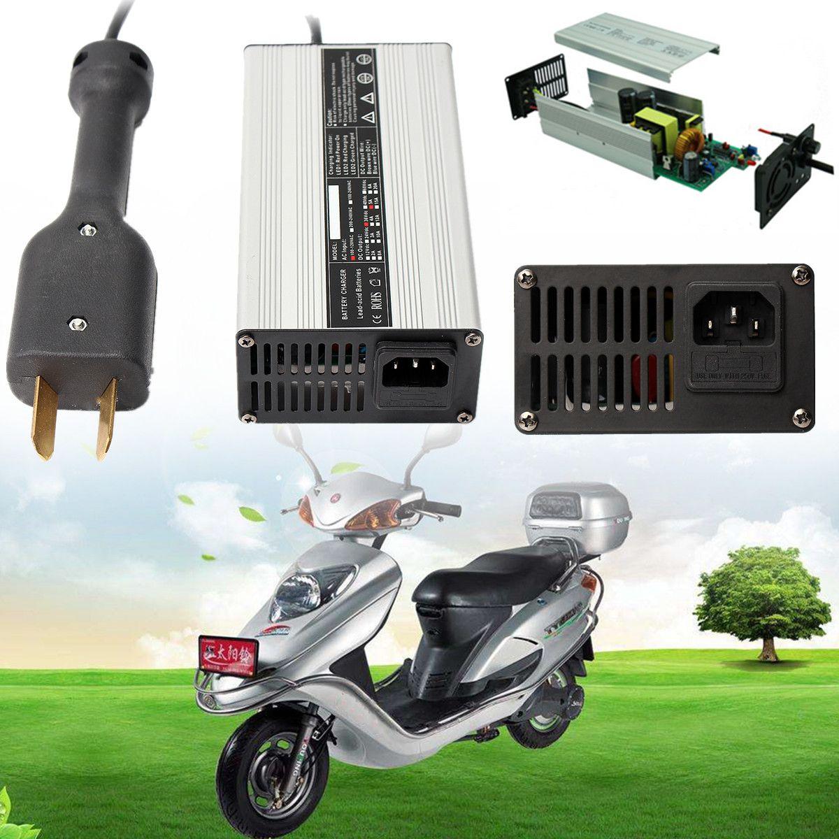 36 V 5A batterie au lithium Chargeur Automatique voiturette de golf Pour voiture Électrique En Aluminium 100% à Pleine Charge Burn-in Test Charge 4- 6 heures