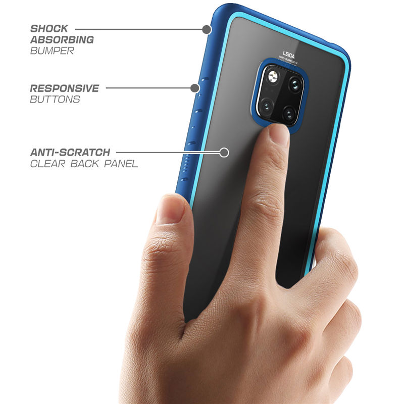 innovative design b3347 732ea US $9.74 25% OFF|For Huawei Mate 20 Pro Case LYA L29 2018 SUPCASE UB Style  Anti knock Premium Hybrid Protective TPU Bumper + PC Clear Back Cover-in ...