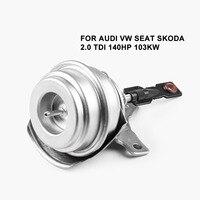 Autoleader Turbo Wastegate Vacuum Actuator Zinc 434855-0015 Fit for VW 1.9 TDI ALH AHF AUY GT1749V for Audi A3 TDI