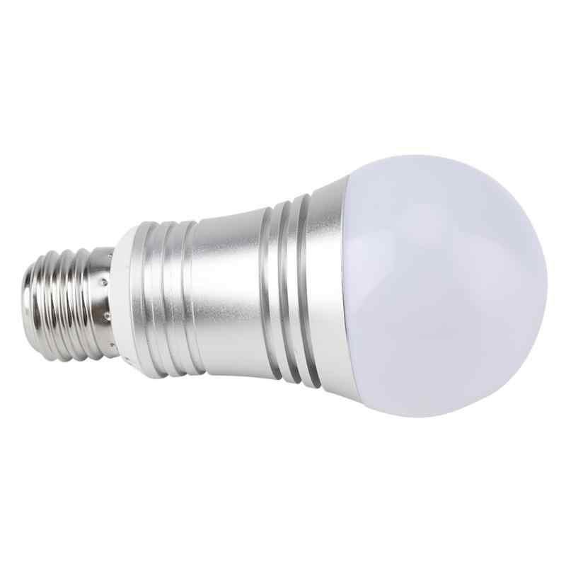 Смарт-E27 AC85-265V Wi-Fi светодиодный лампы 11 Вт RGB + W Светодиодный свет лампы управление с помощью смартфона светодиодный WiFi смарт-лампы lampen высокое качество