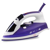Electric Steam Iron Mini Steam Ironing Machine With 3 Gear For Clothes Teflon Sole Plate