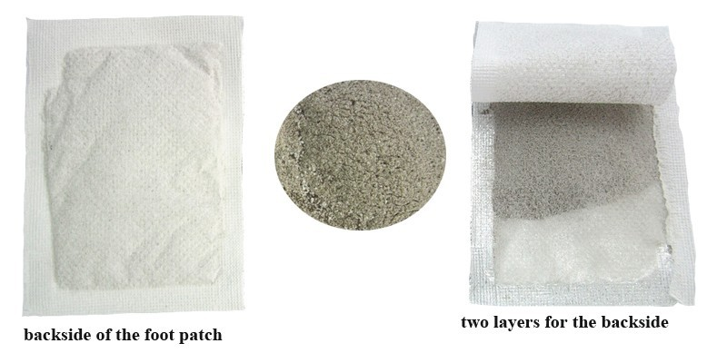 foot patch powder