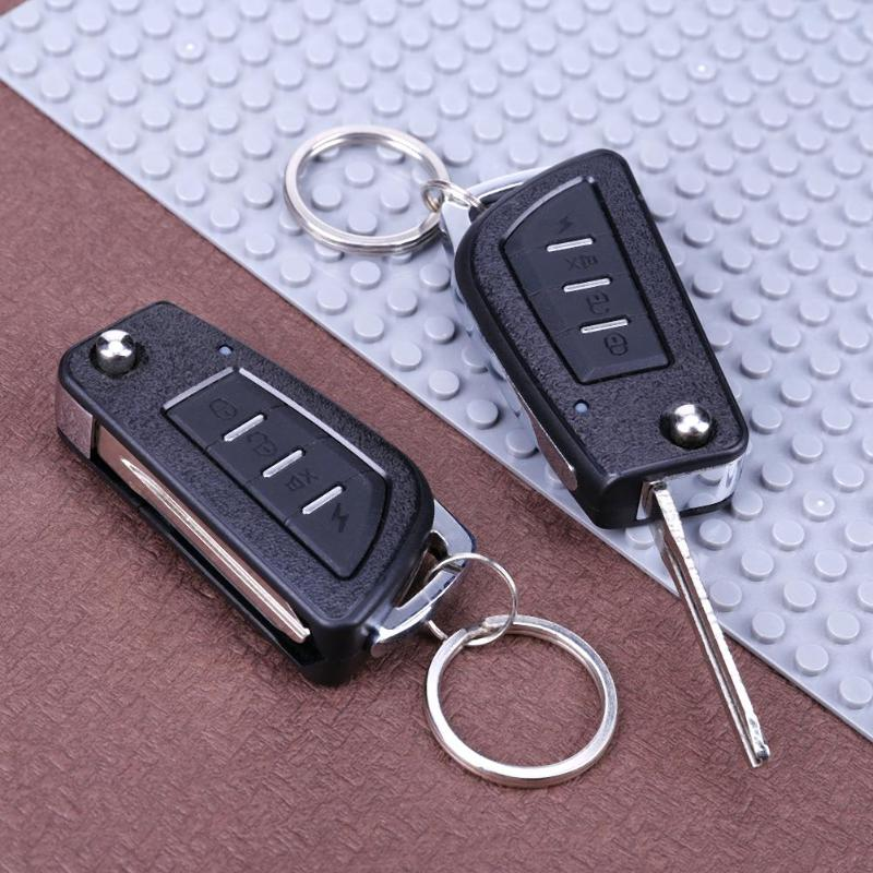 Universal Central Kit Door Lock Keyless Entry System Practical Car Alarm Systems Auto Remote Central Locking with Remote Control