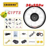 Promo CBSEBIKE E kit de conversión de bicicleta 36V 250W 20 W 24 26 28 29 pulgadas