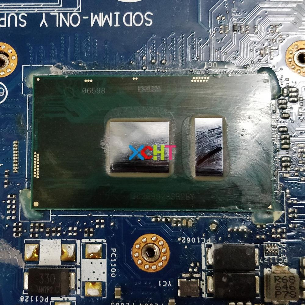 Image 3 - 85Y8T 085Y8TCN 085Y8T AAL15 LA D071P w i5 6200U CPU 216 0864046 R5 M335 2GB GPU for Dell Inspiron 5567 NB PC Laptop Motherboard-in Laptop Motherboard from Computer & Office