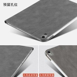 """Image 5 - Чехол AJIUYU для iPad Pro 12,9 2018, защитный чехол подставка из искусственной кожи для нового iPad pro12.9 iPad 12,9 """"дюймов 2018, защитный чехол"""