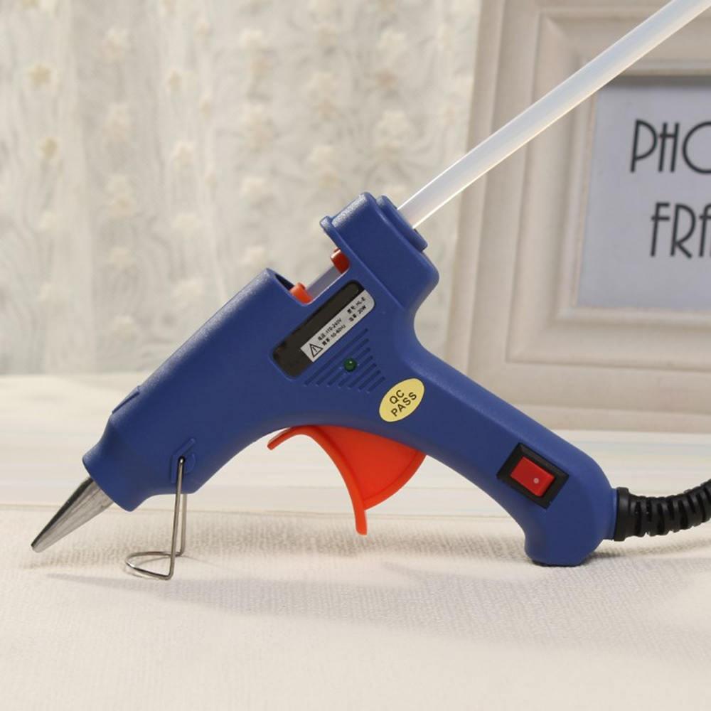 5pcs 60W Hot Melt Special Strip 7X270/11x270 Mm Electric Glue Gun Craft Accessories Repair Tool Kit DIY Hand Tool