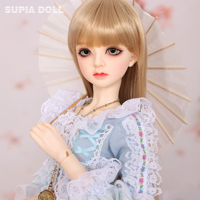 OUENEIFS 1/3 BJD SD Supia Hael Dolls Resin Figures Model Baby Girls Boys High Quality Toys Anime Gift For Birthday Or Christmas цена