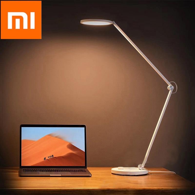 Xiaomi Mijia MTJD02YL Портативный глаз-защита светодиодный настольная лампа Wi-Fi Bluetooth настольная лампа поддерживает HOMEKIT Mijia приложение Smart