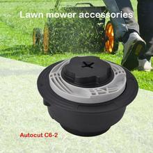 Триммер головка заменяет для авторезки C5-2 газонокосилка лезвие садовый электротриммер головка Stihl FSE60 Autocut C6-2 линия