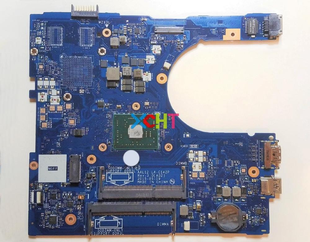 CN 01N0C6 01N0C6 1N0C6 AAL12 LA C142P w A8 7410 CPU for Dell Inspiron 15 5000 5555 5755 NoteBook PC Laptop Motherboard Tested-in Laptop Motherboard from Computer & Office