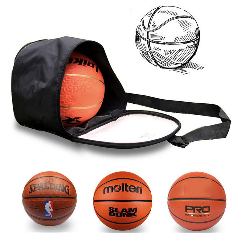 Considerate Football Basketball Volleyball Exercise Fitness Bag Outdoor Basketball Bag Shrink-Proof